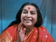 Sahaja Yoga, chapel by the sea, Shri Mataji